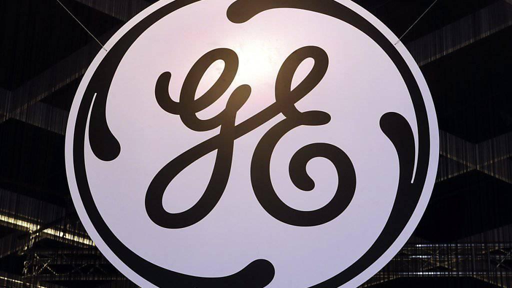 GE hat im Schlussquartal auf operativer Ebene 8 Prozent weniger verdient. (Archiv)
