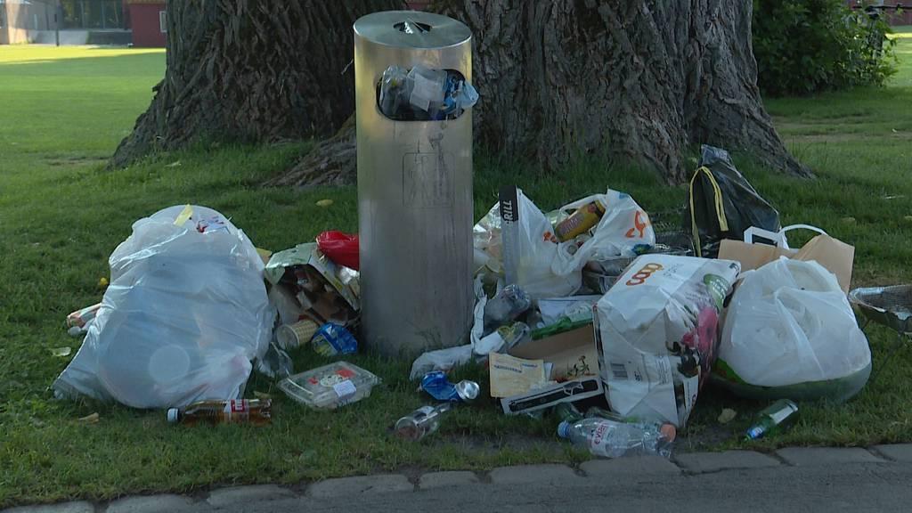Stadtreinigung stellt neues Umweltbewusstsein fest