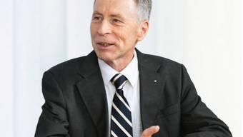 Übergangslösung Ueli Hurni leitet die Post ad interim.