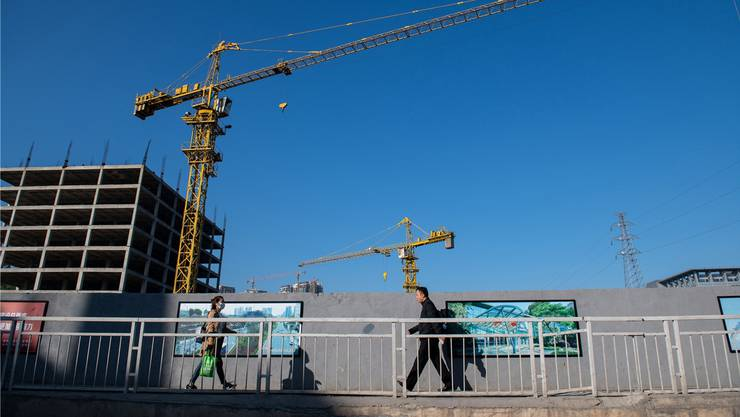 Bauprojekte in Shenzhen: China erlebte durch die Öffnung einen Wirtschaftsboom.