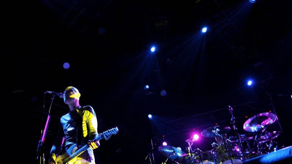Smashing Pumpkins gehen auf Nostalgie-Tour