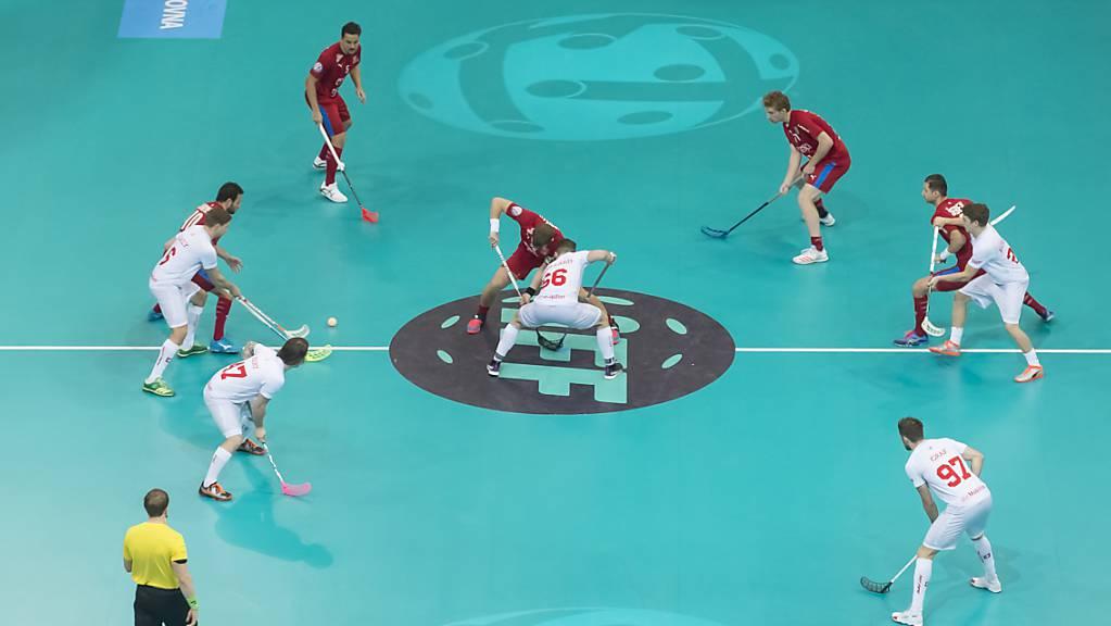 Wie bedroht sind Schweizer Unihockeyklubs? Verbandspräsident Daniel Bareiss sieht seine Sportart in einer vergleichsweise günstigen Lage