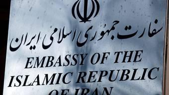 Die diplomatischen Beziehungen zwischen Grossbritannien und dem Iran sind auf dem Tiefpunkt