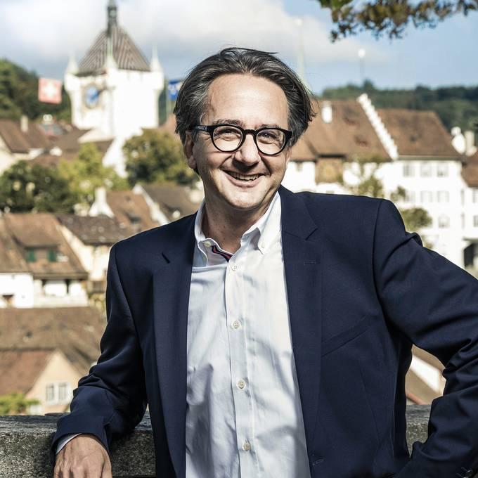 Stadtammann-Wahl Baden: Erich Obrist