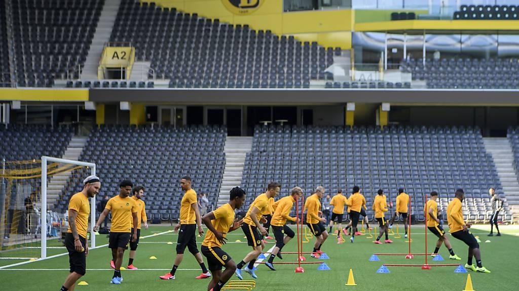 Bund erlaubt Sportveranstaltungen per 6. Juni