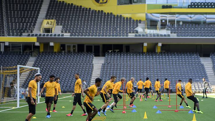 Der Bund erlaubt dem Sport per 6. Juni die Rückkehr in den Wettkampfmodus