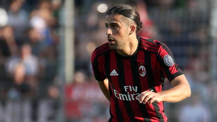 Ricardo Rodriguez überzeugt im Trikot der AC Milan.