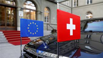 Rahmenabkommen: Der vorliegende Vertrag ist derzeit nicht mehrheitsfähig.