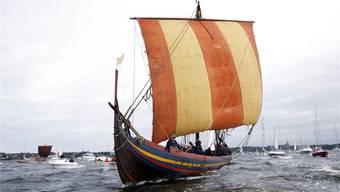 Angst und Schrecken: Drachenboot.