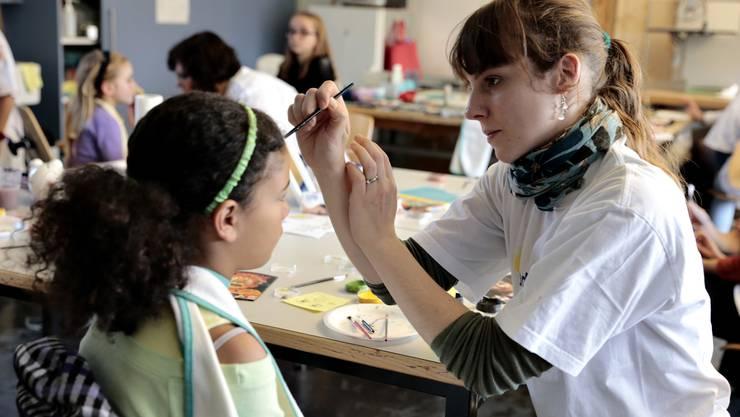 Verkaufsverbot für Kinderkosmetika: Das Basler Kantonslabor hat gesundheitsschädliche Stoffe gefunden. (Symbolbild)