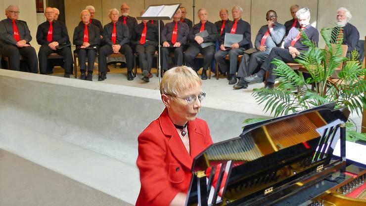 Feinfühlige Klaviermusik von Doris Däster