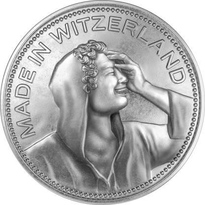 Ausstellung «Made in Witzerland».