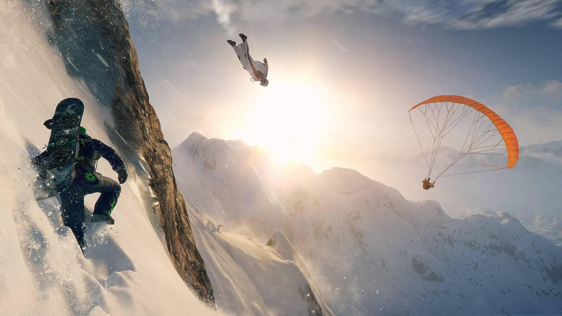 Vernetzt: Mit «Steep» Abenteuer in den Alpen erleben