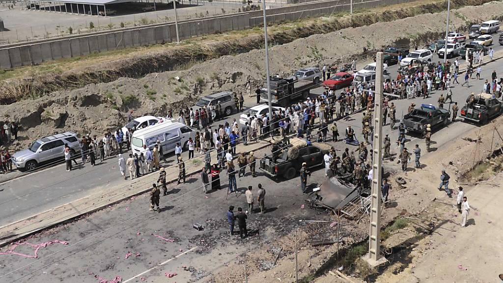Deutschland setzt Abschiebungen nach Afghanistan fort