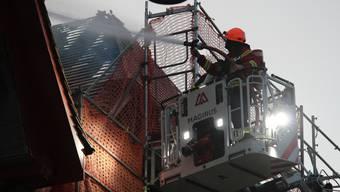 Brand in der Aarauer Altstadt (03.09.19)