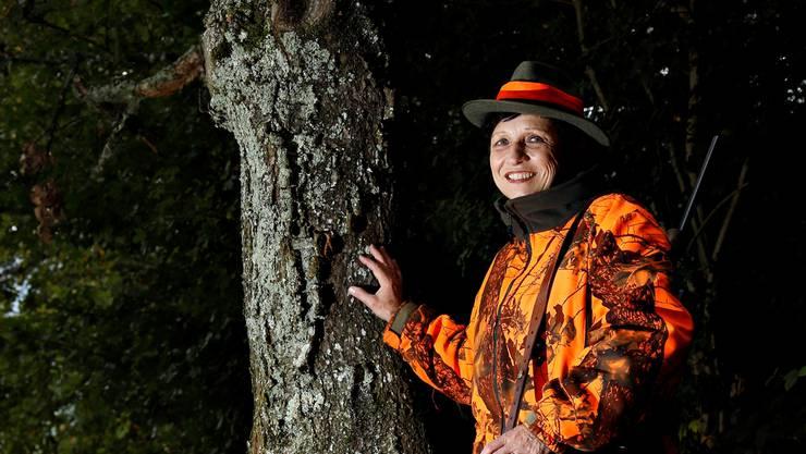 «Ich liebe die Natur», sagt Elisabeth Bieli aus Aedermannsdorf.