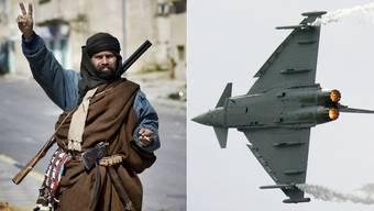 Flugverbotszone in Libyen kommt