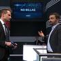 Moderator Jonas Projer und No-Billag-Initiant Olivier Kessler gerieten sich in die Haare.