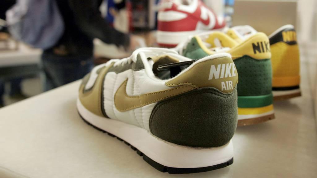 Nike-Turnschuhe für 162'500 Dollar versteigert
