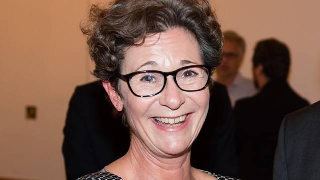 Sabina Freiermuth (FDP) hat kein Verständnis für SP-Forderung.