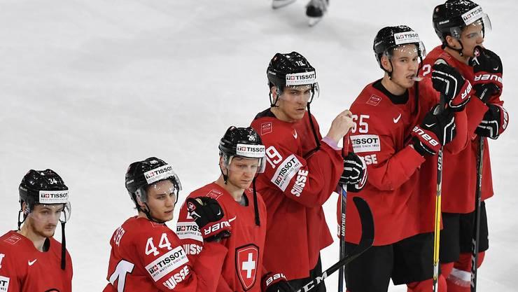 Die Schweiz verliert nach eine 2:0-Führung gegen Finnland in der Verlängerung.