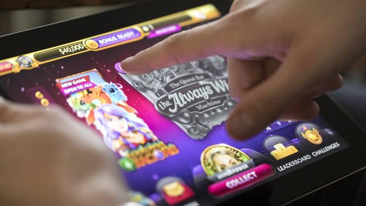 Online-Glücksspiel Geldspielgesetz (Symbolbild)