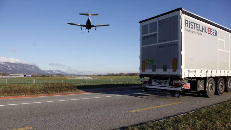 Viele Fragen rund um die Pistenverlängerung des Flughafens Grenchen sind noch offen.