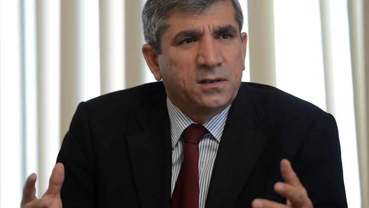Der Anwalt Tahir Elci wurde am Samstag getötet.