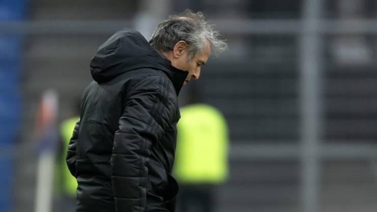 Haben sich die Spieler gegen Trainer Marcel Koller verschworen?