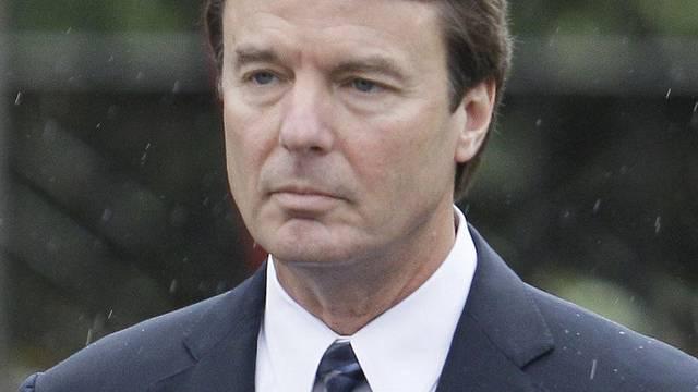 Muss vor Gericht: John Edwards