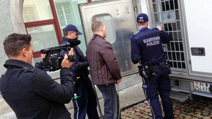 Der Kopf der Bande sitzt eine sechsjährige Freiheitsstrafe ab, er war bei allen vier Überfällen dabei.