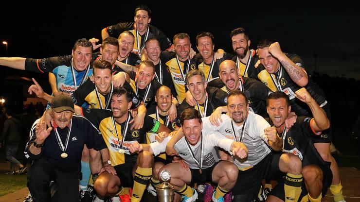 Der SC Dornach holte sich damit erstmals in der Vereinsgeschichte das Triple.
