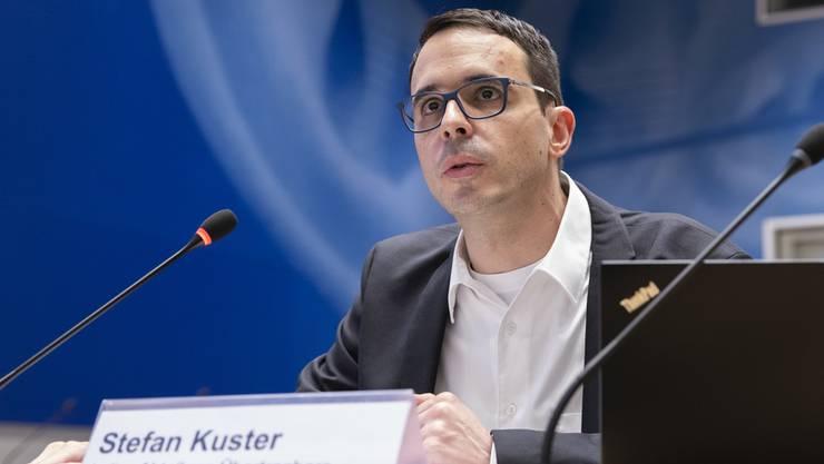 Stefan Kuster, Leiter übertragbare Krankheiten beim BAG.