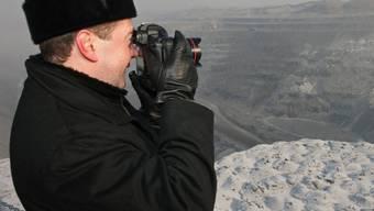 Dmitri Medwedew: Wo ist die Winterzeit geblieben? (Archiv)