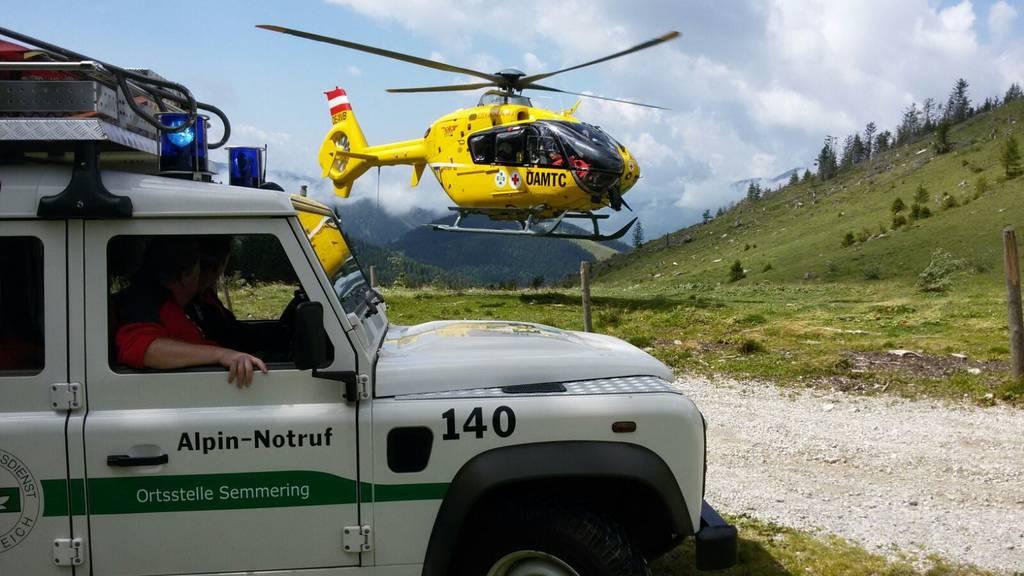 Schweizerin wird beim Wandern vom Blitz getroffen und stirbt