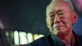 Lee, Staatsgründer von Singapur, im Alter von 91 Jahren gestorben