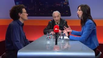Im «TalkTäglich» diskutieren die beiden Tierschützer Johannes Jenny und Peter Suter.