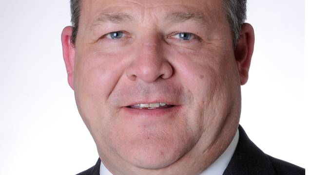 Thomas Wymann ist SVP-Stadtratskandidat. ZVG