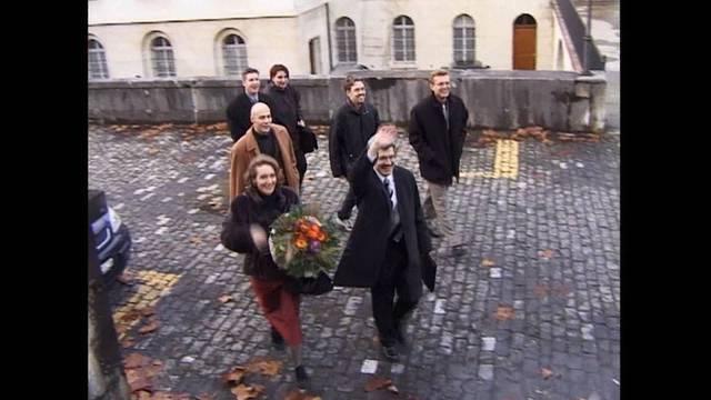 16 Jahre: Roland Broglis politische Karriere in bewegten Bildern
