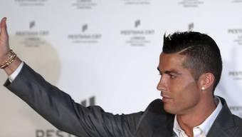 Cristiano Ronaldo hat am Sonntag das zweite von vier Hotels eröffnet, die er zusammen mit der Hotelkette Pestana betreibt.