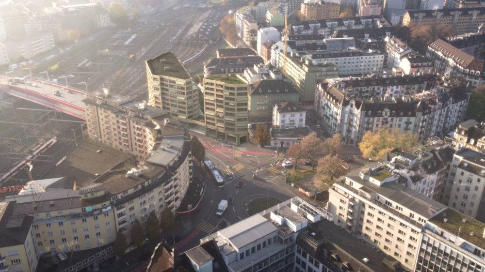 Kantonsgericht heisst Beschwerde gegen Luzerner Hochhausprojekt gut