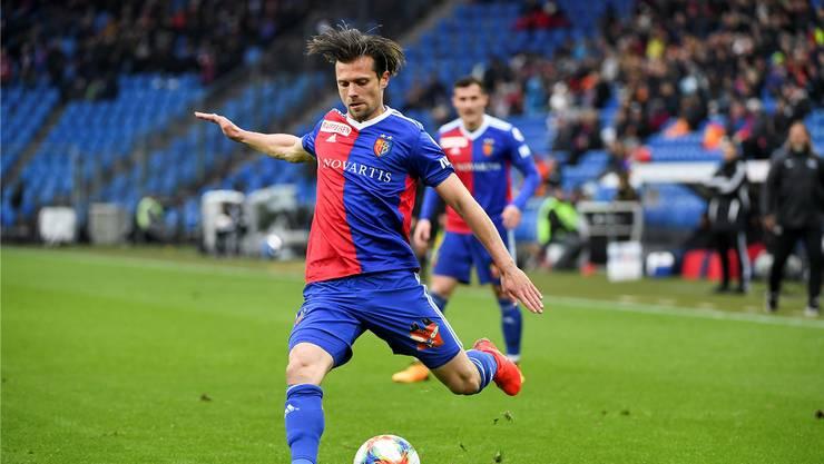 Valentin Stocker ist ein Mann für die wichtigen Spiele.