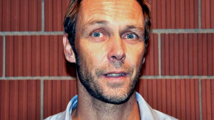 Stefan Regenscheit, Organspende Interkantonal, informierte am vom Samariterverein Engstringen organisierten Vortrag.