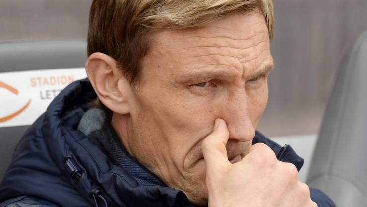 Sami Hyypiä hat als FCZ-Trainer enttäuscht.