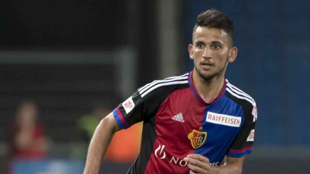 Naser Aliji wechselt von Basel zu Kaiserslautern in die zweite Bundesliga