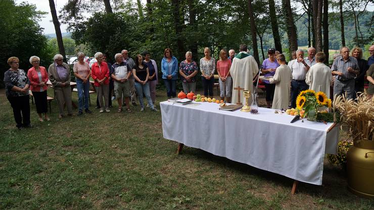 Die offene Eucharistiefeier fand guten Anklang