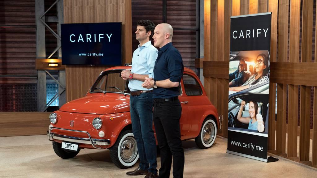 Carify AG: Die Auto-Abo-Plattform