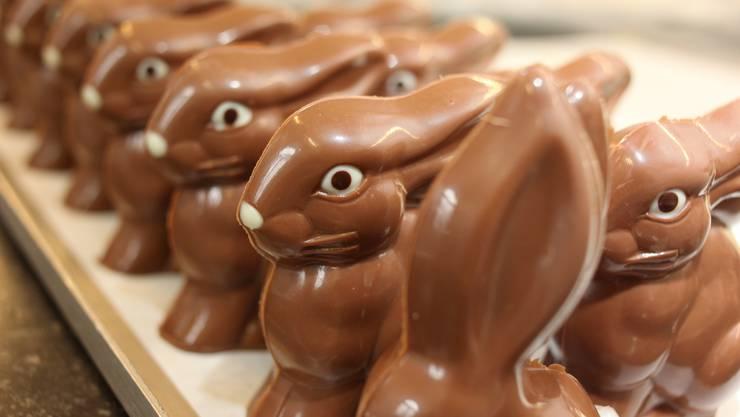 Vor Ostern verzichten viele auf Süsses, Alkohol oder sonst etwas.