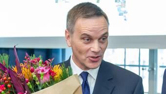 Jean-Pierre Gallati, neuer Regierungsrat.