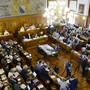 Der Zürcher Kantonsrat tagt wegen des Coronavirus ab Montag in einer Messehalle.